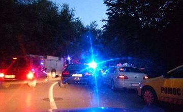 Dopravná nehoda pod Hradiskom - 18.6.2016