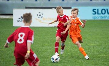 Malí Žilinčania zvíťazili na McDonald´s Cupe - 18. ročník