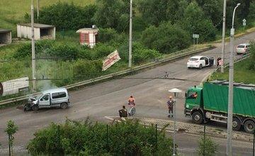 Dopravná nehoda Hôrecká cesta 20.6.2016