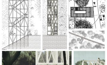 Súťažné návrhy Výhliadková veža na Dubni