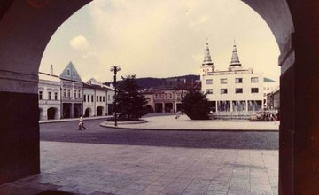 Historické fotografie mesta - 18.časť