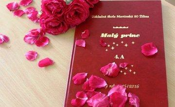 Žiaci zo Základnej školy Martinská pokrstili svoju vlastnú knihu