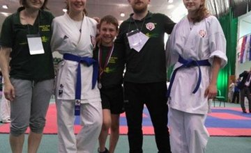 Dva tituly majstra Európy v karate sú v Žiline