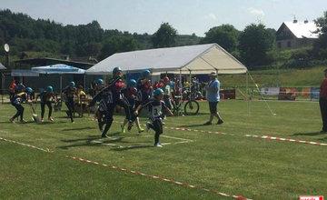 Deti súťaž pyrostop