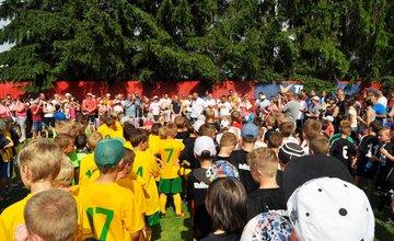 Cez víkend sa intenzívne športovalo v Žiline-Bánovej aj v Gbeľanoch