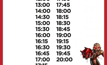 Koncert Iron Maiden v Žiline 6.7.2016