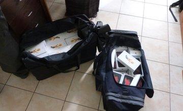 Žilinskí colníci zadržali ženu, ktorá prevážala mobilné telefóny do Poľska
