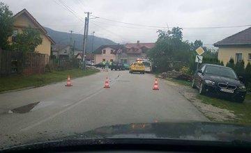 Dopravná nehoda Varín - 16.7.2016