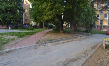 Rekonštrukcia - internáty Žilina, Hliny