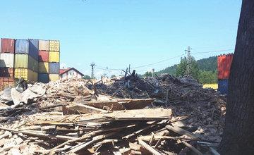 Brífing k zbúraniu budovy na ulici Bratislavská 52