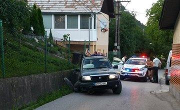 Vo vraní nabúral opitý vodič