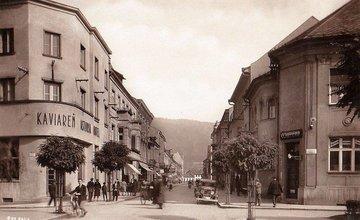 Historické fotografie mesta - 21.časť