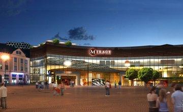 Vizualizácie projektu Nový Mirage