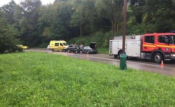 Dopravná nehoda Kvačalova - 21.8.2016