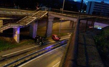 Dopravná nehoda Mostná - 21.8.2016