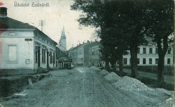 Historické fotografie mesta - 24.časť