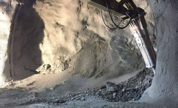 Tunel Višňové - fotografie 25.8.2016