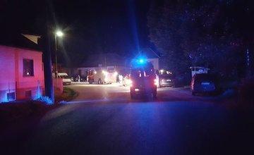 Dopravná nehoda Horný Hričov - 25.8.2016