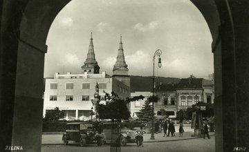 Historické fotografie mesta - 25.časť