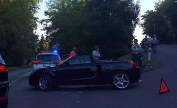 Dopravná nehoda Rosinská cesta - 8.9.2016