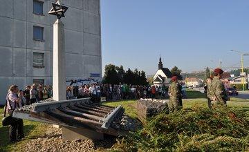 Spomienka na obete holokaustu 2016