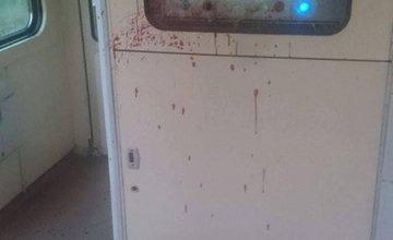 Výtržník vo vlaku na stanici v Žiline