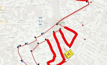 Žilinský polmaratón 2016 - dopravné obmedzenia