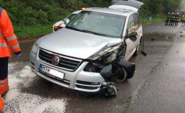 Dopravná nehoda pod Strečnom - 17.9.2016