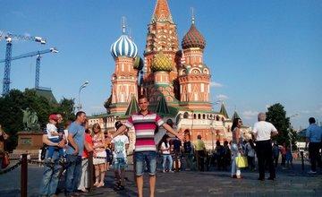Fotografická súťaž - Michal Janči vyhral výlet do Moskvy
