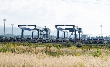 Terminál intermodálnej dopravy v Žiline