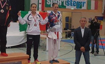 Žilinčania sa umiestnili na stupňoch víťazov na majstrovstvá Európy v karate