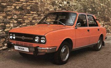 Škoda 105/120 oslavuje jubilejných 40 rokov