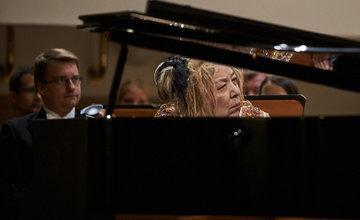 Fotografie z otváracieho koncertu 43. sezóny Štátneho komorného orchestra Žilina