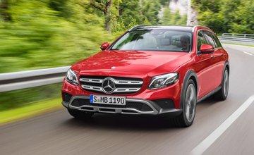 Trieda E z rodiny Mercedes-Benz dostala nového člena