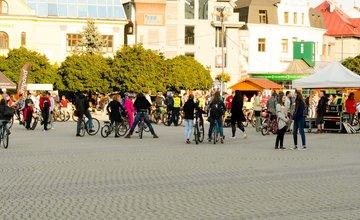 Cyklojazda + Európsky týždeň mobility 2016