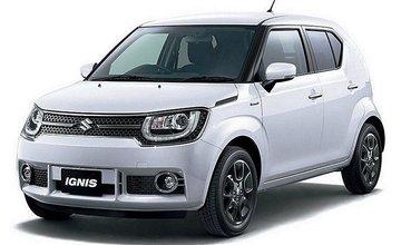 Suzuki Ignis opäť na scéne