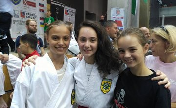 Hungarian Open + Lubovna Cup 2016 Karate AC Uniza