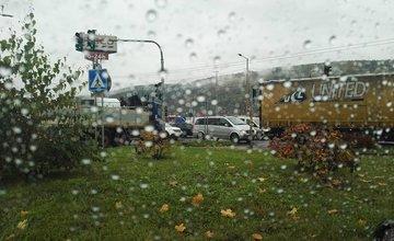 Kolaps dopravy v Žiline - 20.10.2016