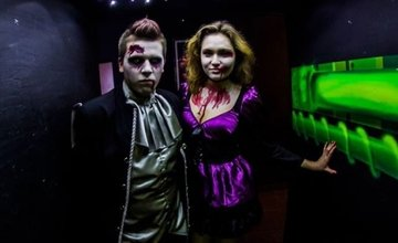 Halloween party v štýle svadby LAS VEGAS *enjoyclub