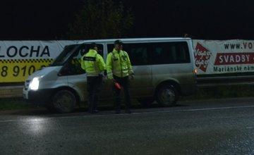 Policajná kontrola na sídliskách - 29.10.2016