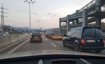 Dopravná situácia v Žiline 4.11.2016