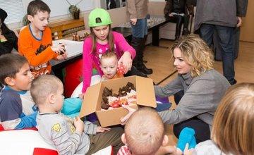 5. ročník vianočnej zbierky pre deti v krízovom centre Lúč