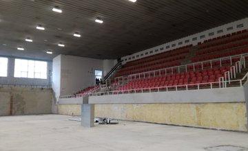 Žilinský kraj rekonštruuje športovú halu na Rosinskej ceste