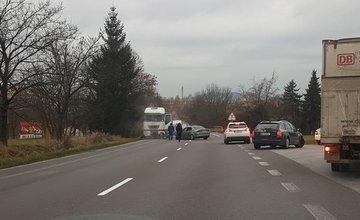 Dopravná nehoda na Šibeniciach 24.11.2016