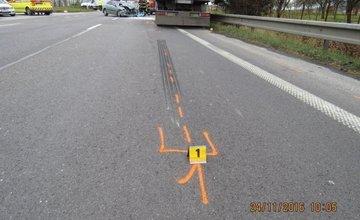 Dopravná nehoda na ceste I/18 - Šibenice