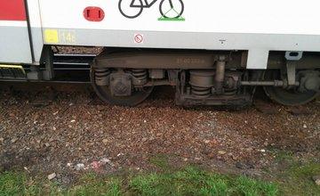 Aktuálne: Na železničnej stanici v Žiline sa vykoľajil vlak