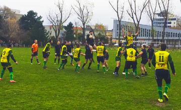 RK Bratislava – Žilina Bears rugby club