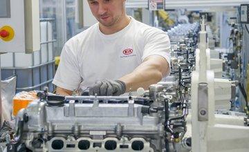 Kia Motors Slovakia 10. výročie závodu