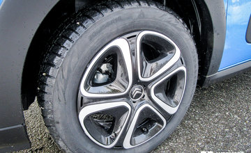 Redakčný test: Citroën C3 1.2 VTi