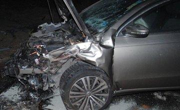 Dopravná nehoda v okrese Dolný Kubín - 16.12.2016